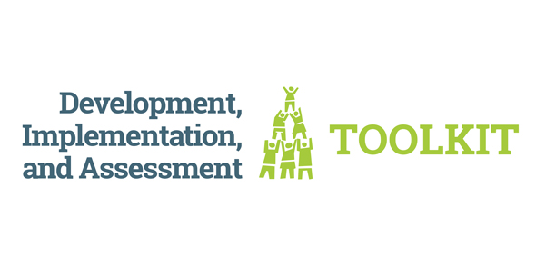 Development, Implementation and Assessment Toolkit Logo