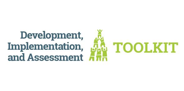 Development, Implementation and Assessment Toolkit Logo