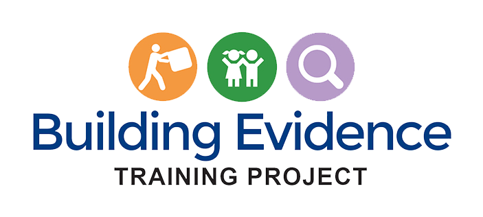 Building Evidence Training Project